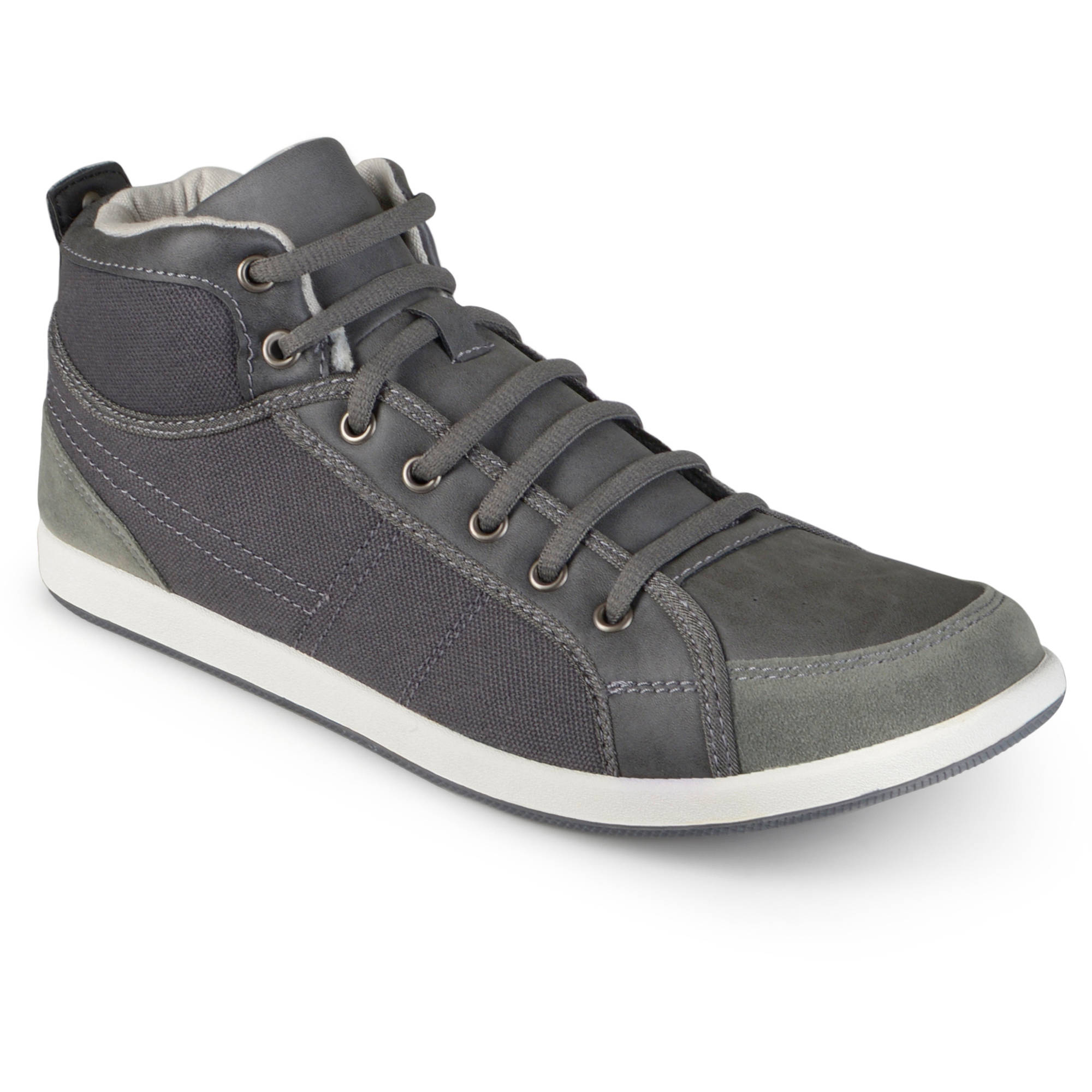 Daxx Mens Classic Casual Lace-up Mid Rise Fashion Sneakers