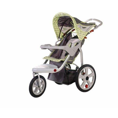 InSTEP Safari Swivel Wheel Single Stroller