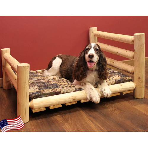 Lakeland Mills Dog Bed by Lakeland Mills
