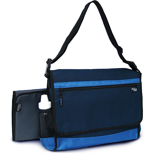 Chelsea & Main - Metro Messenger Diaper Bag
