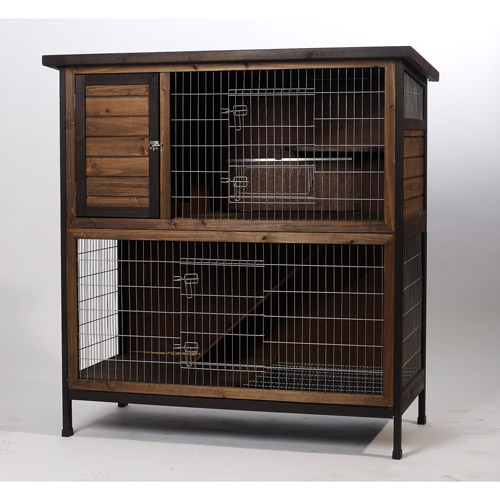 Kaytee 2-Story Rabbit Hutch
