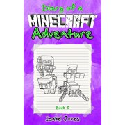 Diary of a Minecraft Adventure - eBook