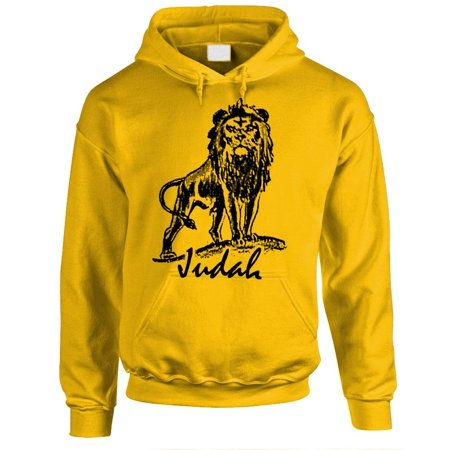 LION OF JUDAH - christian jesus christ god - Fleece PULLOVER - Lions Pullover Jacket