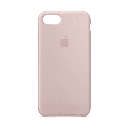 Apple Silicone Case for iPhone 8 & iPhone 7 - Pink Sand