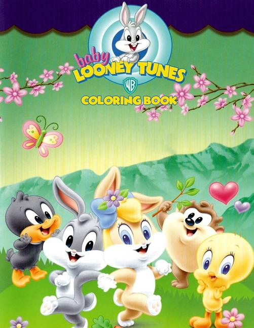 Baby Looney Tunes Coloring Book : Coloring Book For Kids And Adults  (Paperback) - Walmart.com - Walmart.com