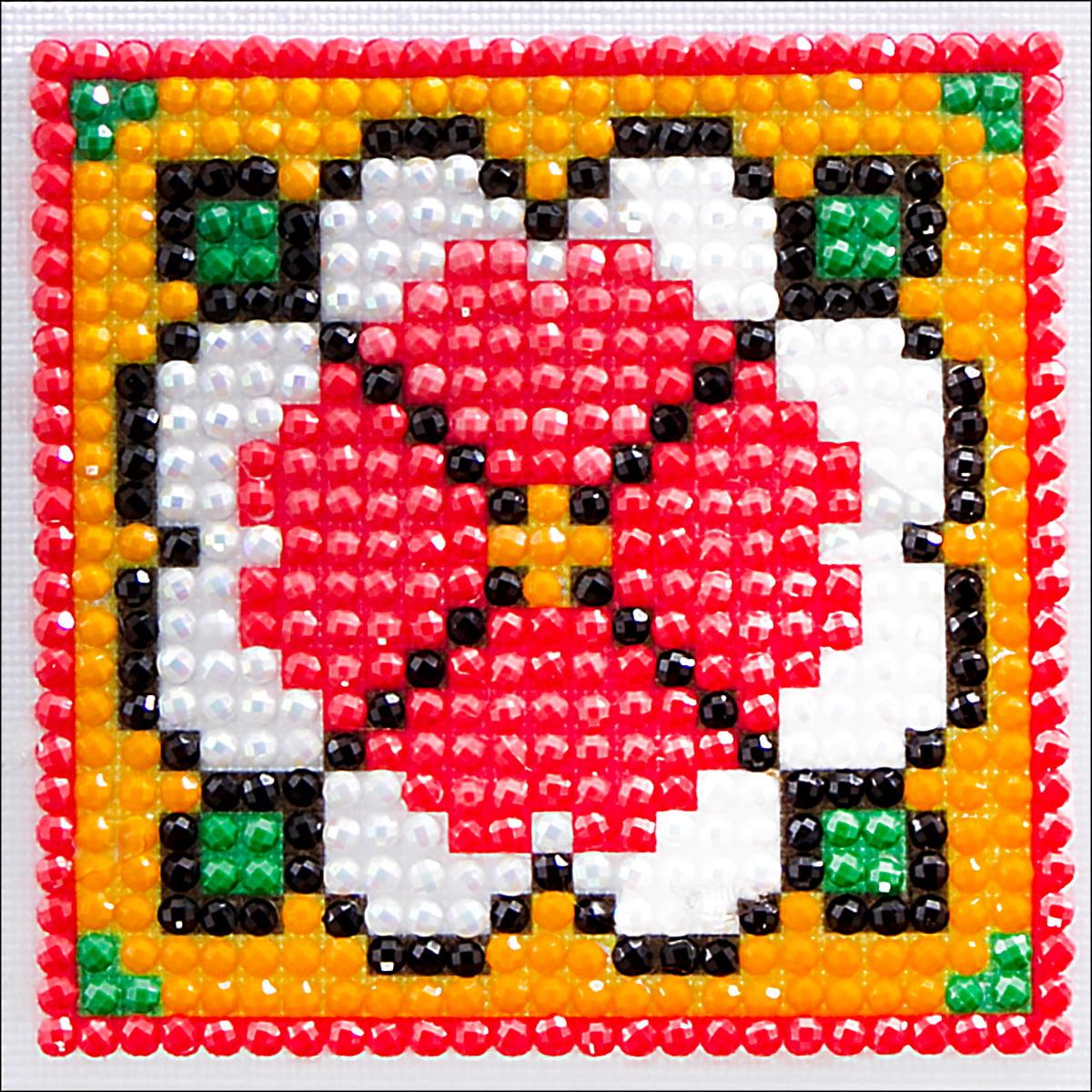 """Diamond Dotz Diamond Embroidery Facet Art Kit 4.75""""X4.75""""-Morocco"""