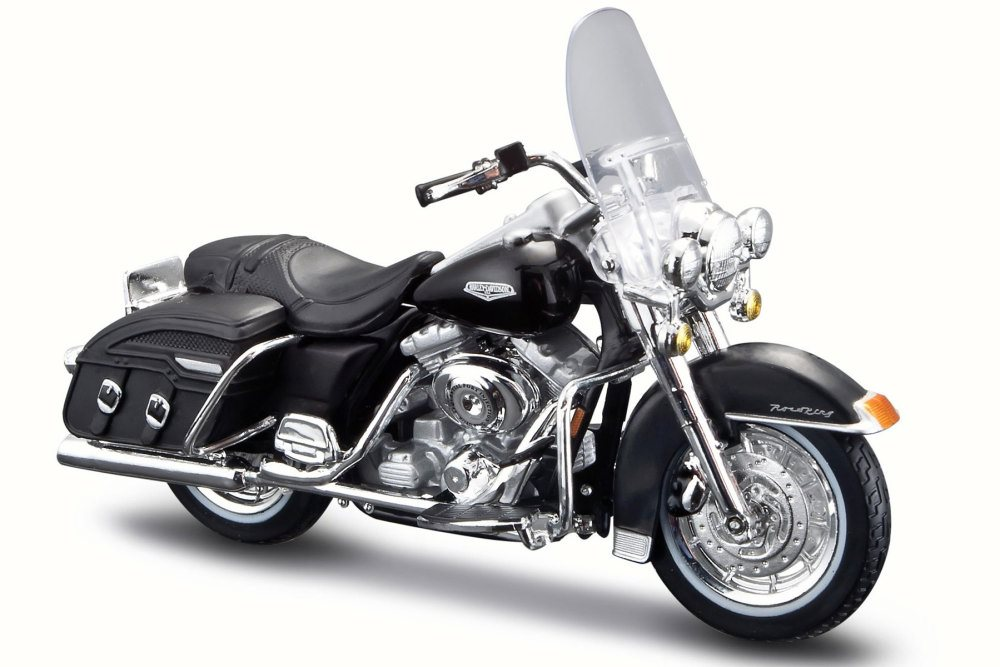 2001 Harley-Davidson FLHRC Road King Classic, Black Maisto 31360-33 1 18 Scale Diecast... by Harley Davidson