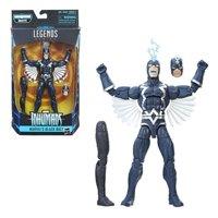 Black Panther Marvel Legends 6-Inch Black Bolt Action Figure (Number of Pieces per Case: 8)