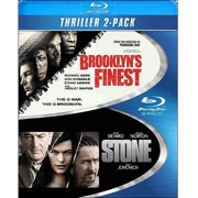 Thriller 2-Pack: Brooklyn's Finest   Stone (Blu-ray) by IDT CORPORATION