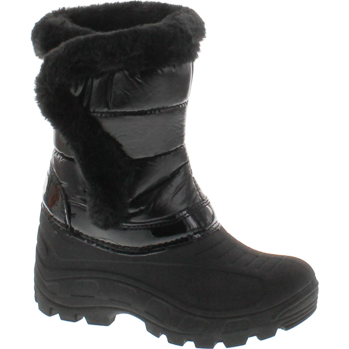 Yo Kids Girls Waterproof Winter Snow Boots by Yo Kids