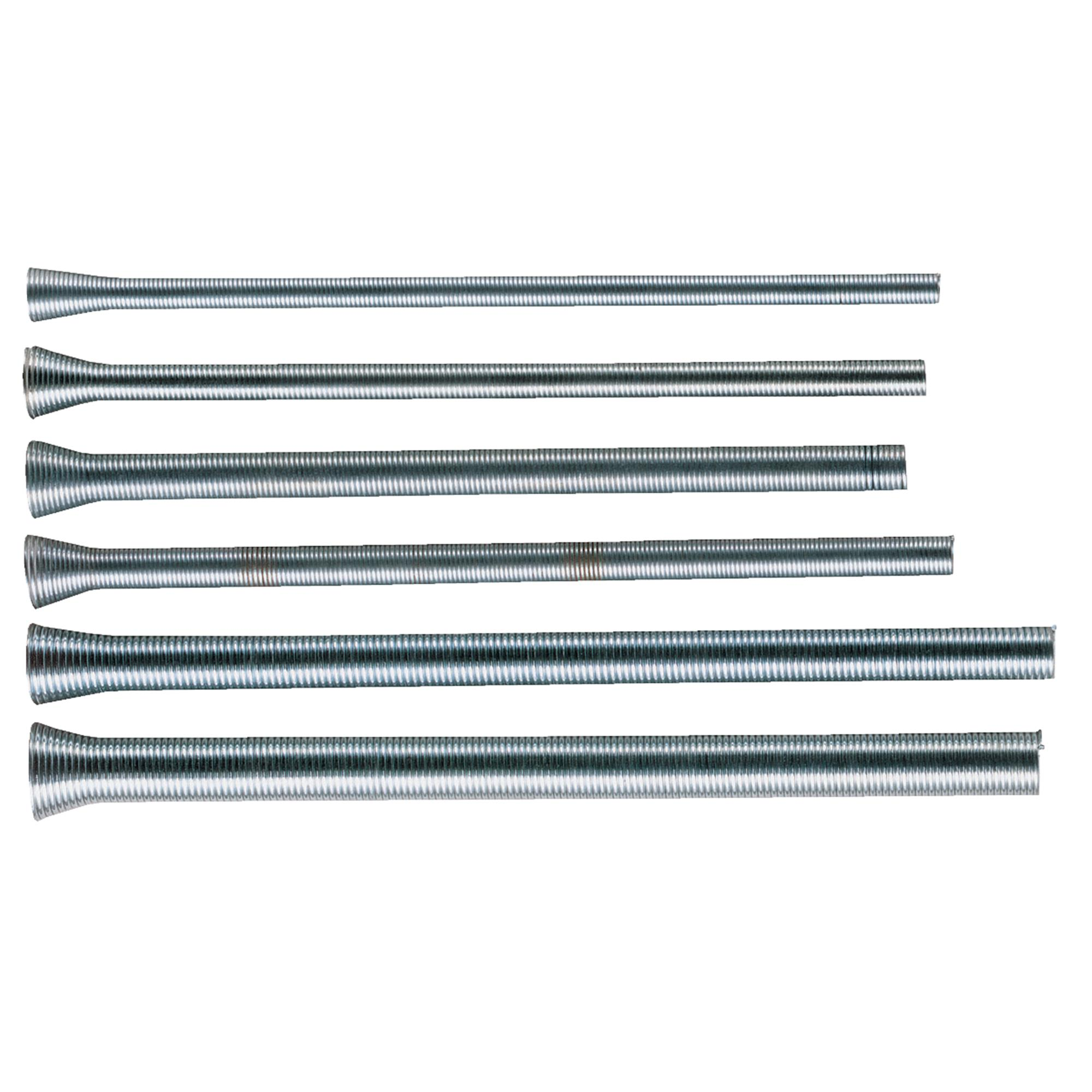 General Tools 6-Piece Tube Bender Set by General Tools