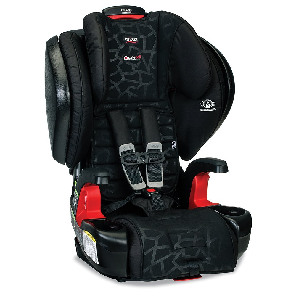 Britax Pinnacle ClickTight G1.1 Harness-2-Booster Car Seat, Mosaic by Britax
