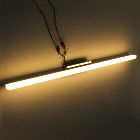 20W LED SMD Wall Sconces Makeup Mirror Front Lamp Bathroom Living Room Light Fixture Waterproof Antifogging  - image 5 of 7