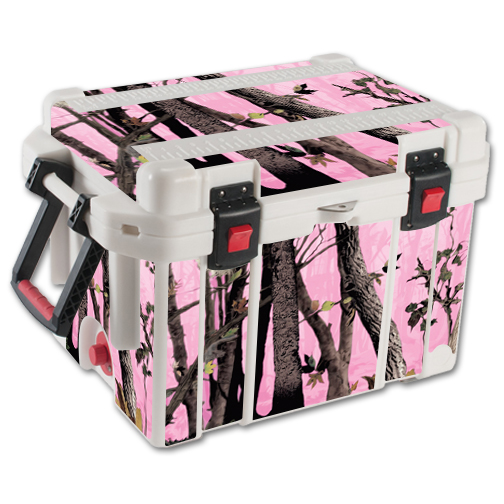 MightySkins Protective Vinyl Skin Decal for Pelican 45 qt Cooler wrap cover sticker skins