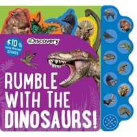 Deals on Discovery: Rumble with The Dinosaurs 10 Sound Book
