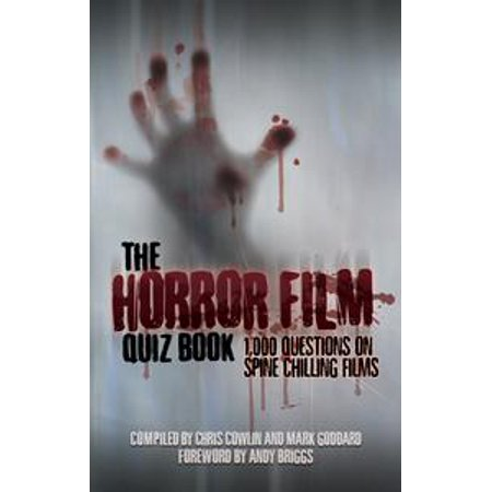 The Horror Film Quiz Book - eBook - Halloween Horror Film Quiz