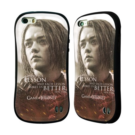 Official Hbo Game Of Thrones Character Portraits Hybrid Case For Apple Iphones Phones