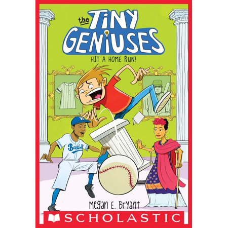 Hit a Home Run! (Tiny Geniuses #3) - eBook