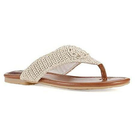 The Sak Women Shana Flip Flop Sandals 6 M Us