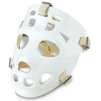 Olympia Sports HO207P Goalie Mask - White