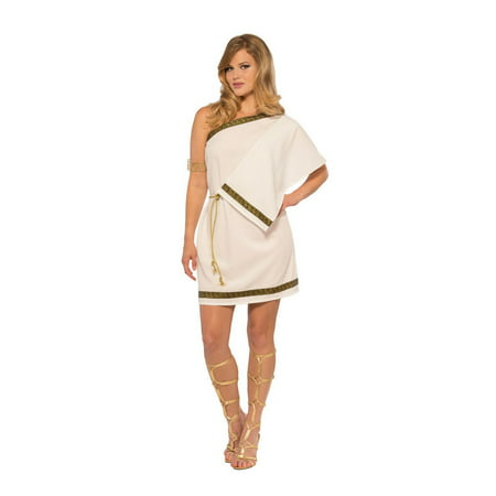 Halloween Greek Gown Adult Costume](Greek Costumes)