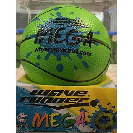 Wave Runner Sportball - Basketball - Green](Basketball Light)