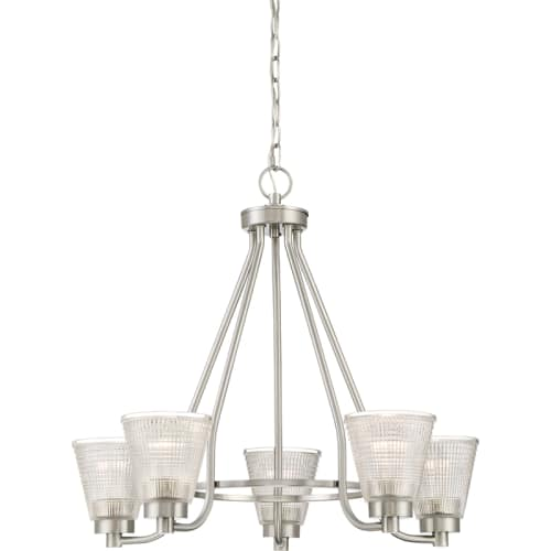 Quoizel Ardmore ARD5005BN Chandelier by Quoizel