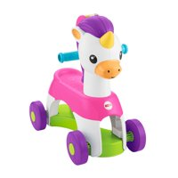 Deals on Fisher-Price Rollin Tunes Unicorn w/Music, Phrases, & Sounds