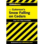 CliffsNotes on Guterson's Snow Falling on Cedars - eBook