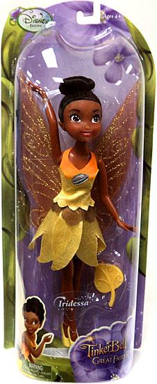 Disney Fairies Tinker Bell & The Great Fairy Rescue Iridessa Doll by