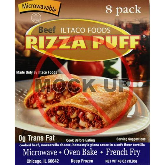 ae53f410264 Iltaco Beef Pizza Puff