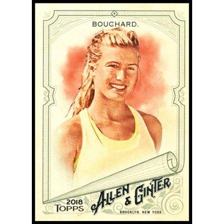2018 Allen and Ginter #145 Genie Bouchard Tennis Card - GOTBASEBALLCARDS ()