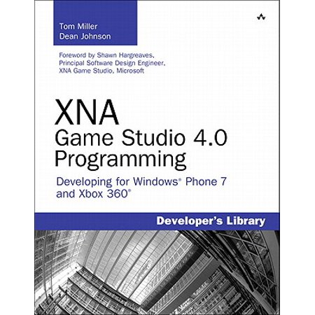 Xna Game Studio 4.0 Programming: Developing for Windows Phone 7 and Xbox 360 Paperback (Xna Game Studio)