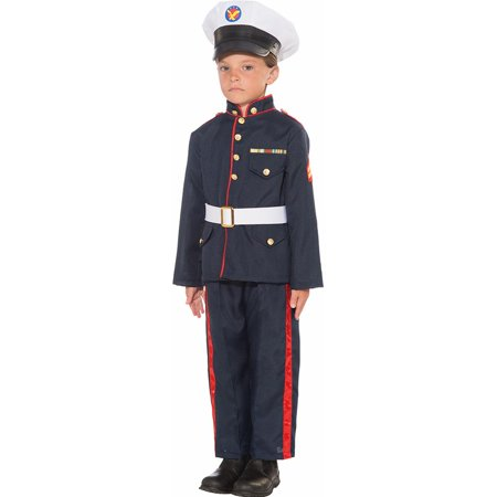 Formal Marine Kids Costume - Marine Corps Costume