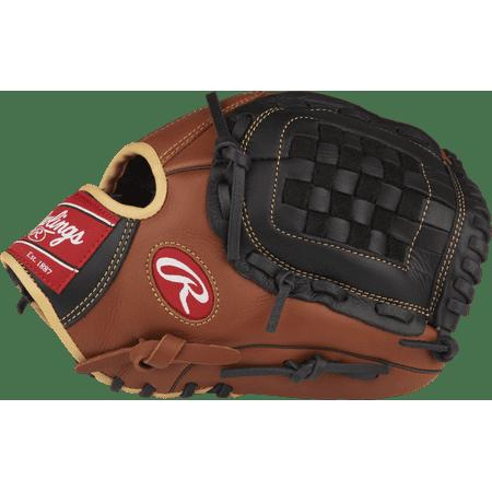 "Rawlings Sandlot Series 12"" Basket Web Baseball Glove, Right Hand Throw"