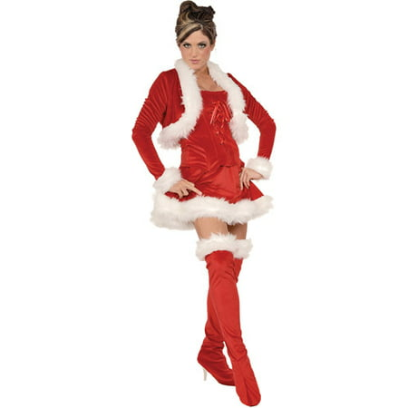 Ms. Claus Adult Costume](Ms Frizzle Costume)