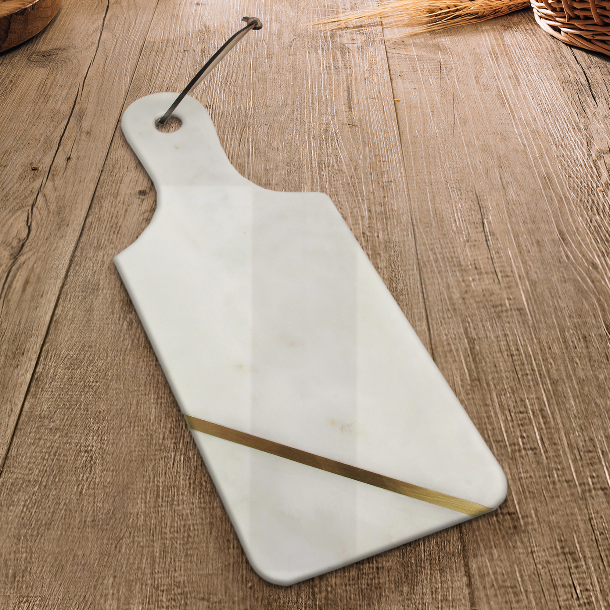 Better Homes & Gardens Rectangle Marble Serving Paddle