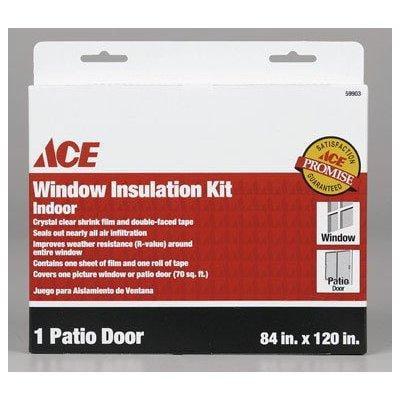 Ace Patio Door Insulation Kit