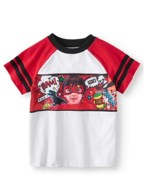 Ryan's World Short Sleeve Graphic T-Shirt (Little Boys & Big Boys)