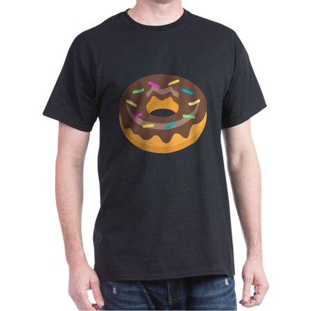 CafePress - Donut Emoji - 100% Cotton T-Shirt