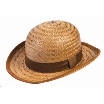Bowler Hat Halloween Costume (Straw Bowler Hat Halloween Costume)
