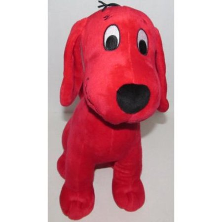 Kohl\'s Care Clifford the Big Red Dog Plush Dog Clifford The Big Red Dog Plush Toy