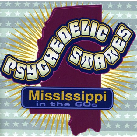 Psychedelic States: Mississippi In The 60's (CD)