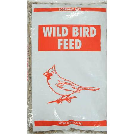 Pennington Economy Mix Wild Bird Seed 10 Lbs Walmart Com