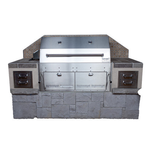 Hasty-Bake 44'' Hastings Built Charcoal Grill