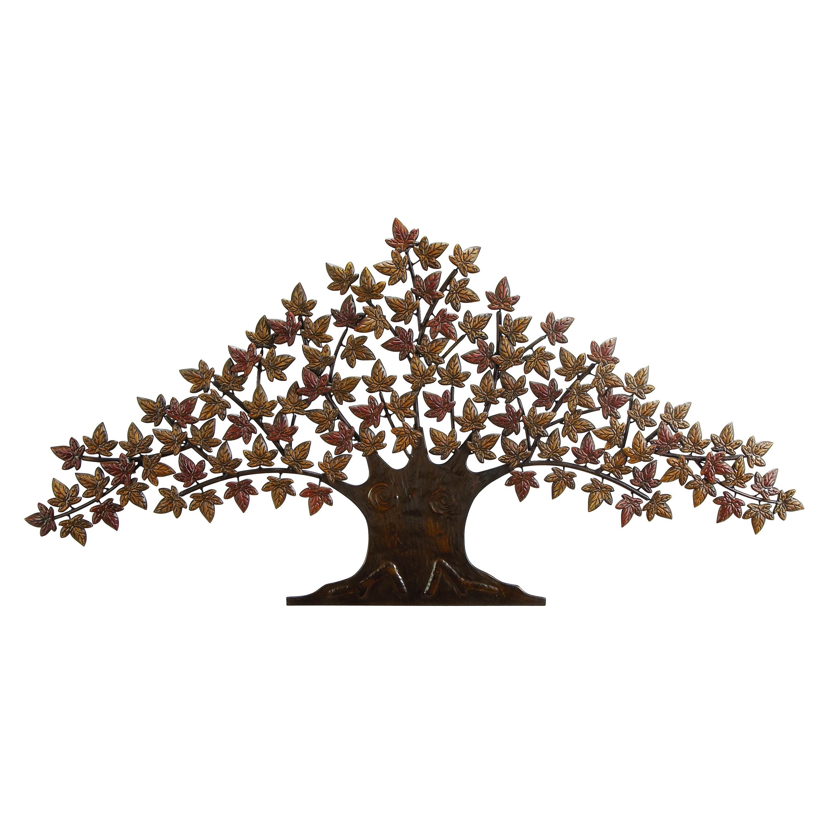 Metal Tree Wall Decor Large Family Decal For Home Bedroom ...