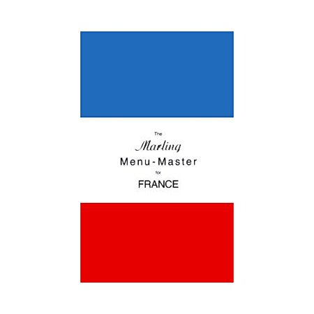 Marling Menu-Master for France