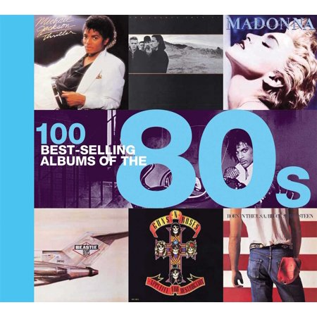 100 Best-selling Albums of the 80s - Dressing Like The 80s