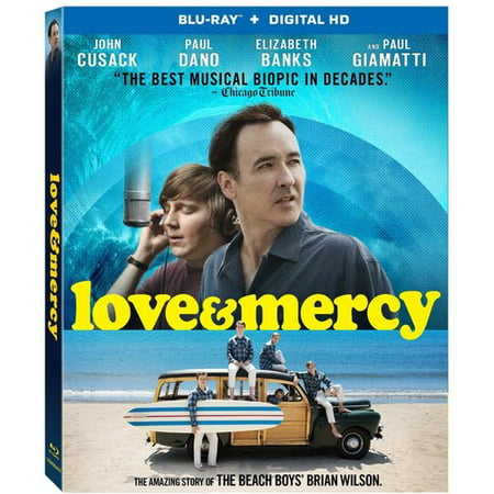 Love & Mercy (Blu-ray) (Big Show Vs Undertaker No Mercy 2008)