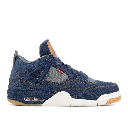 online retailer 107ce d3a07 Air Jordan - Men - Air Jordan 4 Retro Levis Nrg 'Levi's' - Ao2571-401 -  Size 9
